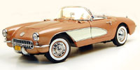 THE CLIP MILLER 1957 CORVETTE