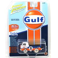 MIJO EXCLUSIVE-DODGE A-100 GULF(WHITE LIGHTNING)