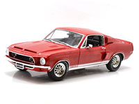 1968 SHELBY GT350 SPECIAL ORDER COLOR No4 WT4017