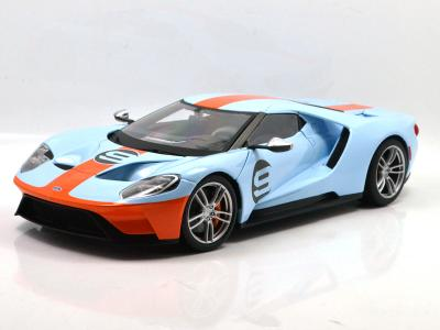 2017 FORD GT HERITAGE EDITION #9