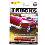 TRUCKS - '72 FORD RANCHERO
