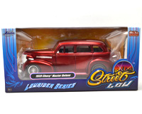 MiJo EXCLUSIVE - 1939 CHEVY MASTER DELUXE (RED)