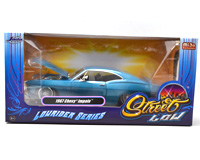 MiJo EXCLUSIVE - 1967 CHEVY IMPALA (BLUE)
