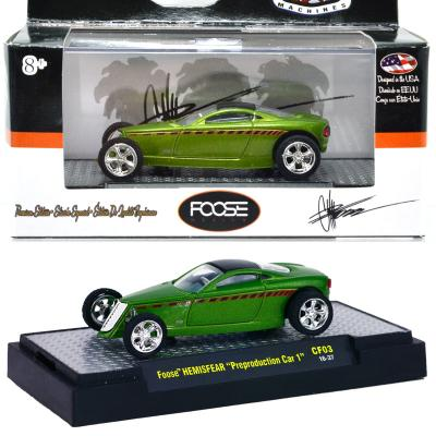 FOOSE HEMISFEAR PREPRODUCTION CAR 1