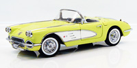 1958 CORVETTE LIMITED EDITION Fuelie