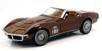 40th ANNIVERSARY 1969 CORVETTE CONVERTIBLE