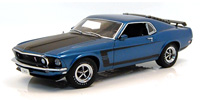 1969 FORD MUSTANG BOSS 302 LIMITED EDITION