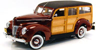 1940 FORD DELUXE STATION WAGON LIMITED EDITION