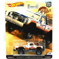 DESERT RALLY - '80 DODGE MACHO POWER WAGON