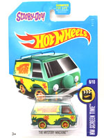 THE MYSTERY MACHINE - 2017 SUPER T-HUNT