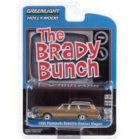 THE BRADY BUNCH-1969 PLYMOUTH SATELLITE STATION WA