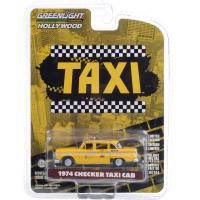 TAXI - 1974 CHECKER TAXI SUNSHINE CAB COMPANY #804