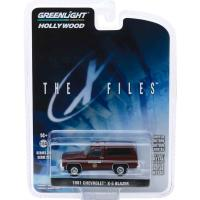 X FILES - 1981 CHEVROLET K-5 BLAZER