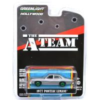 THE A-TEAM - 1977 PONTIAC LE MANS(GREEN MACHINE)