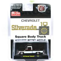 MiJo EXCLUSIVE-1973 CHEVROLET SILVERADO (BLACK/WHI