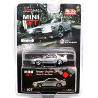 NISSAN GT-R R32 NISMO S TUNE (SILVER) CHASE CAR