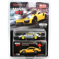 PORSCHE 991 TURBO GT2 RS (RACING YELLOW)CHASE CAR