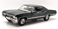 SUPERNATURAL - 1967 CHEVROLET IMPALA SS  W/FIGURES