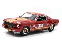 ACME 1:18  #314 1966 SHELBY GT350H - RENT A RACER
