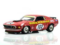 ACME 1:18 1969 FORD MUSTANG BOSS 302 MUSTANG