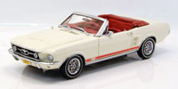 1967 FORD MUSTANG GT CONVERTIBLE LIMITED EDITION