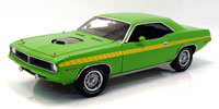 1970 PLYMOUTH CUDA 440/6-BBL COUPE LIMITED EDITION