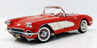 1960 CORVETTE LIMITED EDITION