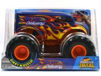 MONSTER TRUCKS 1/24 - HOT WHEELS DELIVERY