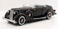 1936 PACKARD TWELVE SPORT PHAETON