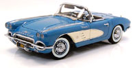1961 CHEVROLET CORVETTE LIMITED EDITION