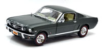 1965 FORD MUSTANG GT 2+2 LIMITED EDITION - GREEN