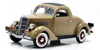 1935 FORD DELUXE COUPE LIMITED EDITION