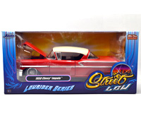 MiJo EXCLUSIVE - 1958 CHEVY IMPALA (RED)