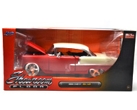 MiJo EXCLUSIVE - 1955 BEL AIR (RED/WHITE)