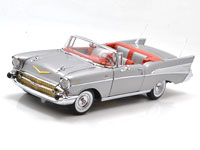 1957 CHEVY BEL AIR FUELIE CONVERTIBLE
