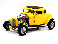 AMERICAN GRAFFITI 1932 FORD DEUCE COUPE