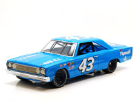 1967 RICHARD PETTY PLYMOUTH BELVEDERE GTX