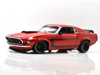 #9 1969 BOSS 302 TRANS AM MUSTANG STREET VERSION