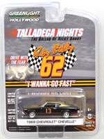 TALLADEGA NIGHTS 1969 CHEVELLE W/COUGER FIGURE