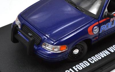 WALKING DEAD - FORD CROWN VICTORIA POLICE INTERCEP