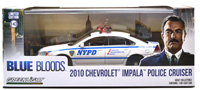 BLUE BLOODS - 2010 CHEVROLET IMPALA POLICE CRUISER