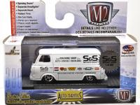 DIECAST HALL OF FAME - 1963 FORD ECONOLINE(WHITE)