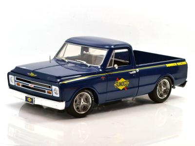 1967 CHEVROLET C-10 SUNOCO RACING SHOP TRUCK