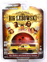 BIG LEBOWSKI - THE DUD'S 1973 FORD GRAN TORINO