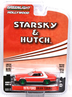 STARSKY AND HUTCH - 1976 FORD GRAN TORINO(GREEN