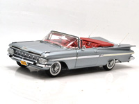 1959 CHEVROLET IMPALA CONVERTIBLE  LIMITED EDITION