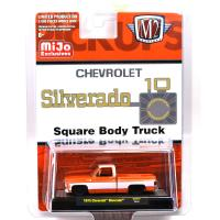 MiJo EXCLUSIVE-1973 CHEVROLET SILVERADO  (ORANGE/W