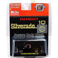 MiJo EXCLUSIVE-1974 CHEVROLET SILVERADO (BLACK/RED