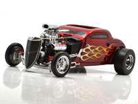 1934 BLOWN ALTERED NITRO COUPE