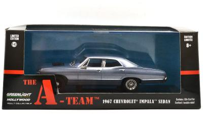 THE A-TEAM - 1967 CHEVROLET IMPALA SEDAN